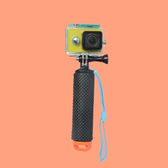 Neewer Buoyancy Flotage Flota Camera Handle Hand Stick Club For MI GoPro4 - intl