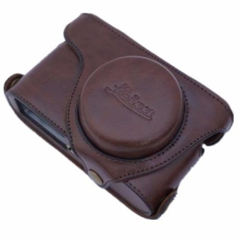 New PU Leather Camera Case Bag for Leica XE - intl