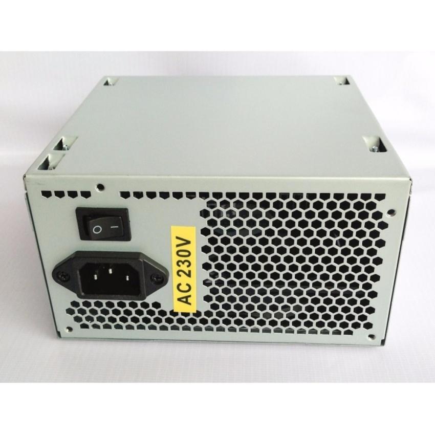 Nguồn Máy Tính PC Vision 550W (Kèm Dây)