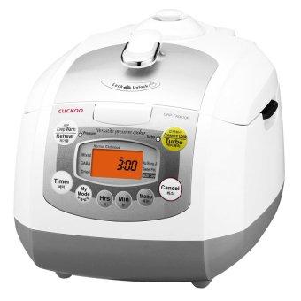 Nồi áp suất điện tử Cuckoo CRP-FA0610F 1.0L