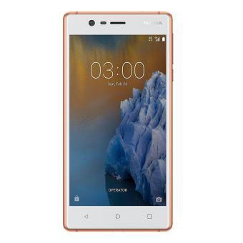 Nokia 3 16GB (Trắng Đồng) - Hãng phân phối chính thức