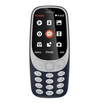 Nokia 3310 Dark Blue - Hãng Phân Phối Chính Thức