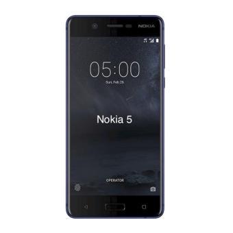 Nokia 5 16GB (Xanh đen) - Hãng phân phối chính thức - 8366878 , NO793ELAA7NQINVNAMZ-14336456 , 224_NO793ELAA7NQINVNAMZ-14336456 , 4259000 , Nokia-5-16GB-Xanh-den-Hang-phan-phoi-chinh-thuc-224_NO793ELAA7NQINVNAMZ-14336456 , lazada.vn , Nokia 5 16GB (Xanh đen) - Hãng phân phối chính thức