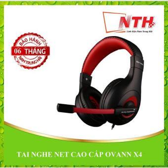 [NTH] TAI NGHE NET CAO CẤP OVANN X4