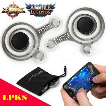 Nút điều khiển chơi Game online mobile Joystick - bộ 2 tay trái phải