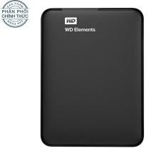 Ổ cứng di động WD Elements 1.5TB (Đen) - Hãng phân phối chính thức
