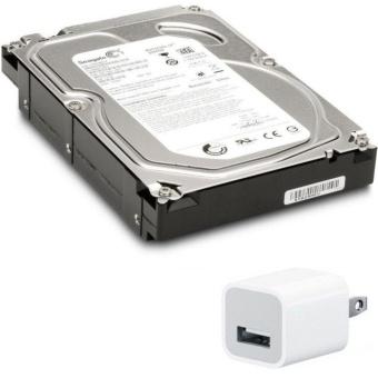 Ổ cứng dùng cho máy bàn Seagate HDD 2TB và tặng Cốc sạc
