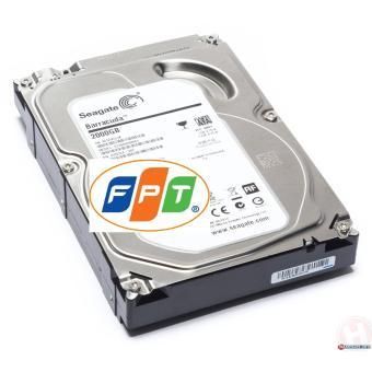 Ổ cứng dùng cho máy bàn và camera giám sát Seagate HDD 2TB-3.5(Bạc)