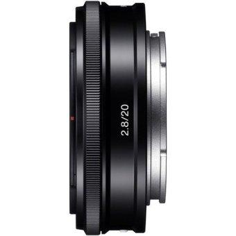 Ống kính Sony E 20mm F/2.8 SEL20F28