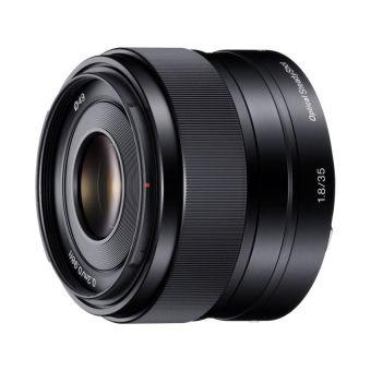 Ống kính Sony SEL 35mm F/1.8 (Đen)