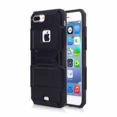 Ốp chống sốc ironman V2 cho iPhone 5/5s (Đen )