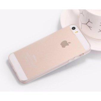 ốp dẻo iphone 5/5s/5se cao cấp nilkin không ố vàng