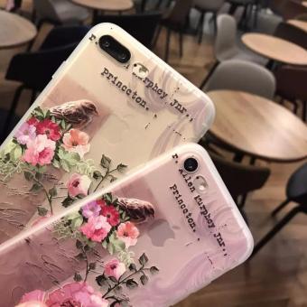 Ốp hoa văn cao cấp phong cách Châu ÂU iphone 7Plus - 5