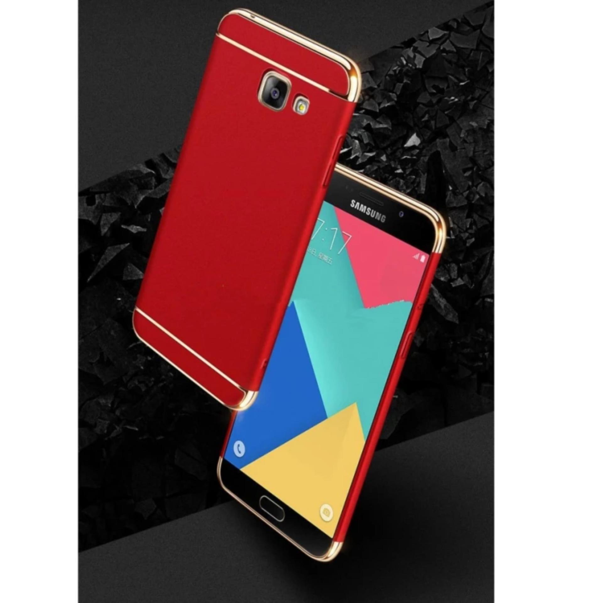 Ốp lưng 3 mảnh cho điện thoại Samsung Galaxy A3 2017 - Hàng nhập khẩu