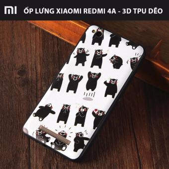 Ốp lưng 3D My Color Redmi 4A