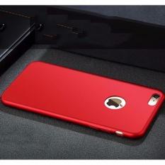 Ốp lưng cao cấp siêu mỏng cho iphone 6/6S - Đỏ