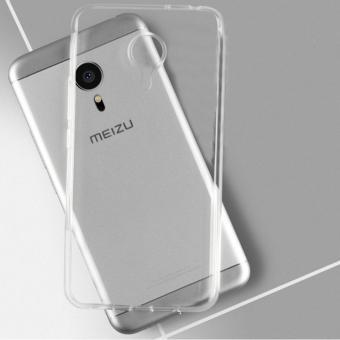 Ốp lưng cho Điện thoại Meizu MX5 Pro ( Trắng trong)