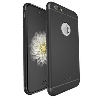 Ốp lưng cho iPhone 6 Plus/6S Plus U.Case (Đen) - Hàng nhập khẩu