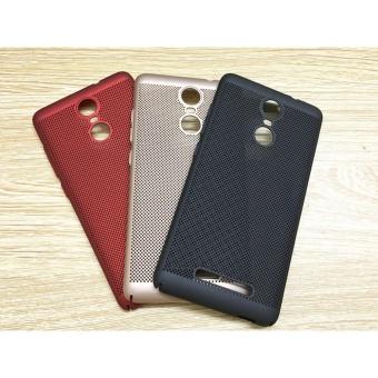 Ốp lưng cho Xiaomi Redmi Note 3 Pro dạng lưới tản nhiệt - 3
