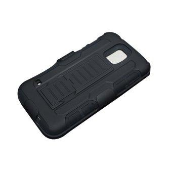 Ốp lưng chống sốc cho Samsung Galaxy S5 - AIRCASE (Đen)