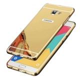 Ốp lưng gương dành cho Samsung A3-2016 nguyên khối gương (Vàng)