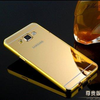 Ốp Lưng Gương điện thoại dành cho Samsung Galaxy J5 2015 Vàng