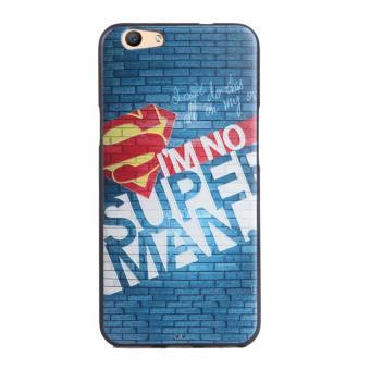 Ốp lưng in 3D hiệu My Colors dành cho Oppo F1s (hình Super Man)