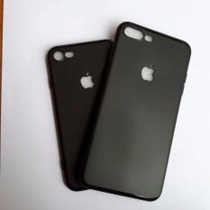 ốp lưng iphone 7 hở táo màu đen cao cấp