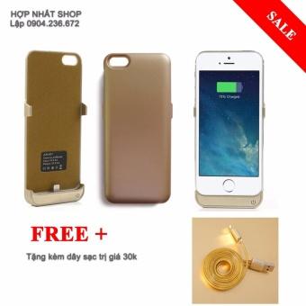 Ốp lưng kiêm pin Sạc dự phòng dùng cho iPhone 6 ,6S - 10291869 , OE680ELAA5ID7CVNAMZ-10115452 , 224_OE680ELAA5ID7CVNAMZ-10115452 , 313000 , Op-lung-kiem-pin-Sac-du-phong-dung-cho-iPhone-6-6S-224_OE680ELAA5ID7CVNAMZ-10115452 , lazada.vn , Ốp lưng kiêm pin Sạc dự phòng dùng cho iPhone 6 ,6S