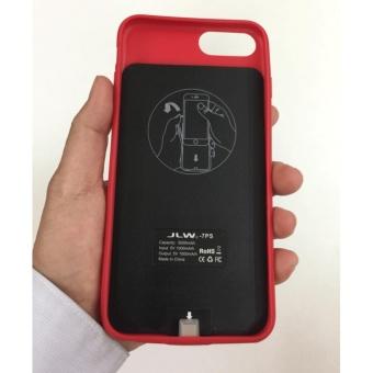 Ốp lưng kiêm pin sạc dự phòng iphone 7 Plus 6S Plus 6 Plus JLW (Đỏ) - 8211318 , JL813ELAA6F6QOVNAMZ-11839297 , 224_JL813ELAA6F6QOVNAMZ-11839297 , 780000 , Op-lung-kiem-pin-sac-du-phong-iphone-7-Plus-6S-Plus-6-Plus-JLW-Do-224_JL813ELAA6F6QOVNAMZ-11839297 , lazada.vn , Ốp lưng kiêm pin sạc dự phòng iphone 7 Plus 6S Plus
