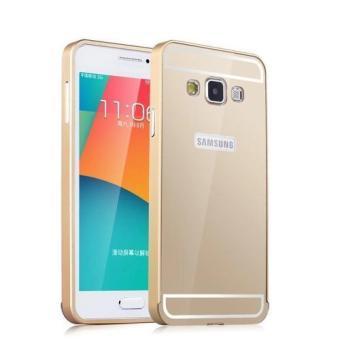 Ốp lưng nguyên khối bóng cho Samsung Galaxy J2 2015(Vàng)