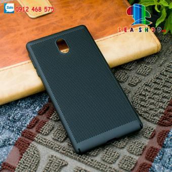 Ốp lưng Nokia 3 dạng lưới tản nhiệt (đen)