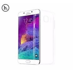 Ốp lưng silicon cho Galaxy Note 5 ( trong suốt)-Hàng nhập khẩu chính hãng