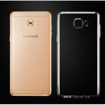 Ốp lưng silicon cho Samsung Galaxy C9 / C9 Pro ( trong suốt)