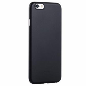 Ốp lưng silicon iPhone 6PLU/6S PLUS đen ( Hàng nhập khẩu )