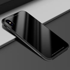Ốp lưng Sulada lưng kính cường lực cho Iphone X