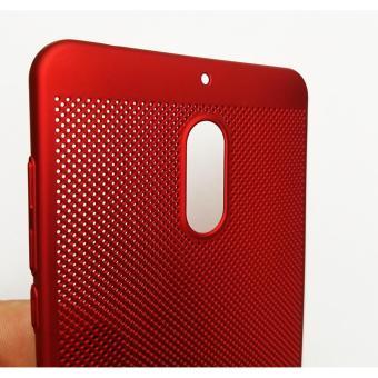 Ốp lưng tản nhiệt Nokia 6 (Đỏ)