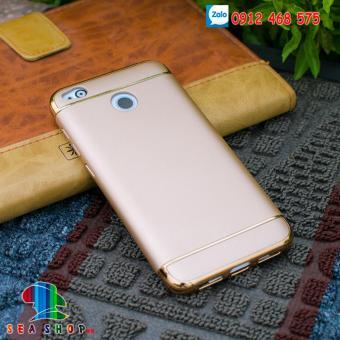 Ốp lưng Xiaomi Redmi 4X nhựa bóng đầu (vàng)