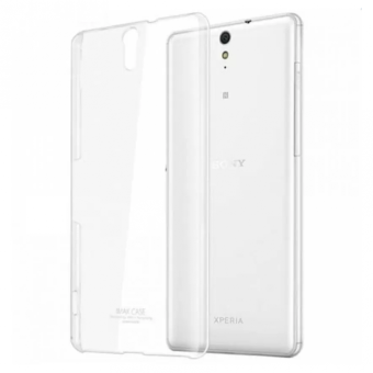 Ốp silicon 0.33mm cho Sony Xperia C5 (Trong suốt)