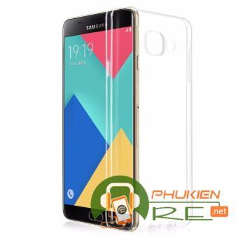 Ốp silicon mỏng trong suốt cho Samsung Galaxy A5 2016