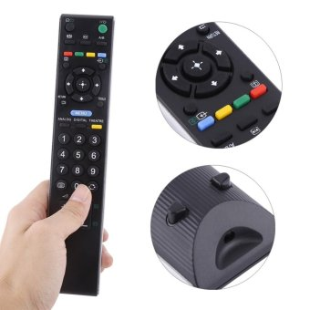 Part Controller Replacement Remote For Sony LCD LED Smart TV Black- intl