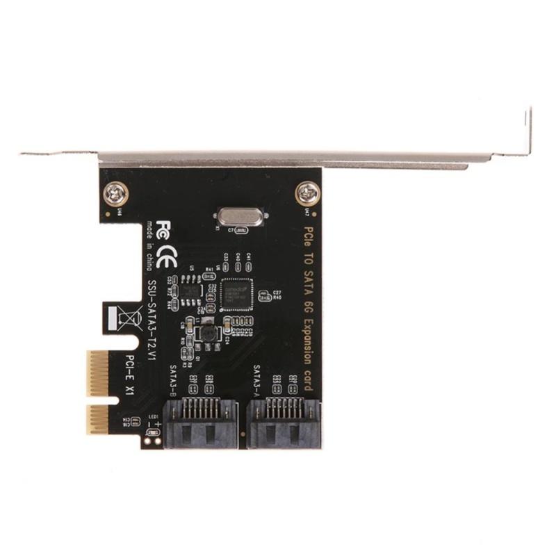 Bảng giá pci-e to SATA 3.0 Internal 6Gbps Ports Disk Expansion Card - intl Phong Vũ