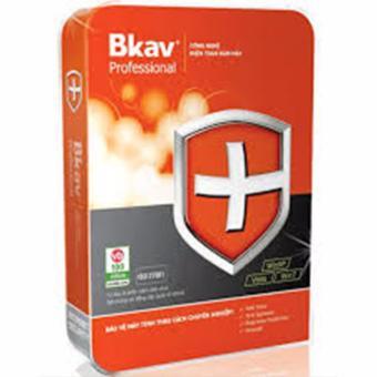 Phần Mềm Diệt Virus BKAV Pro 2015 1pc