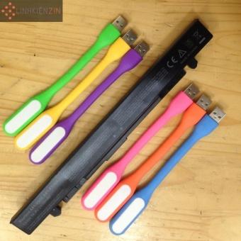 Pin cho Laptop Asus X452C X452CP Tặng đèn LED USB