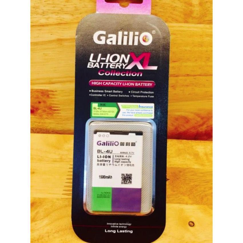 Hình ảnh Pin hiệu Galilio dùng cho Nokia 8800 dòng Arte (BL-4U)