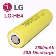 Pin LG HE4 18650 vape xả cao - lghe4