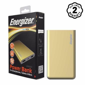 Pin sạc dự phòng Energizer 8000mAh Li-Po 2 Output (Xám)