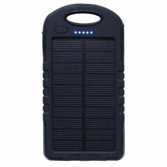 Pin sạc dự phòng năng lượng mặt trời tích hợp đèn LED AVATECH12000mAh