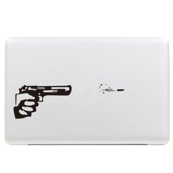 PVC Laptop Surface Decorative Decal Sticker with Transfer Film forApple MacBook Air MacBook Pro Samsung Laptop Gun