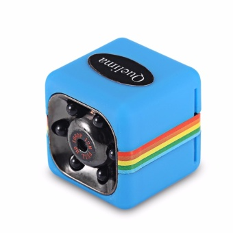 Quelima SQ11 Mini Car Camera 1080P HD Camcorder with Night Vision -intl